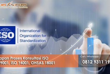 Tahapan Proses ISO 9001, ISO 14001, OHSAS 18001