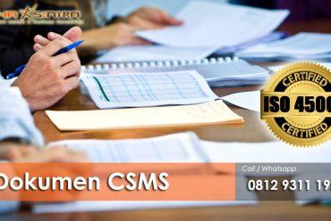 Pengurusan Dokumen CSMS