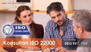 Konsultan ISO 22000