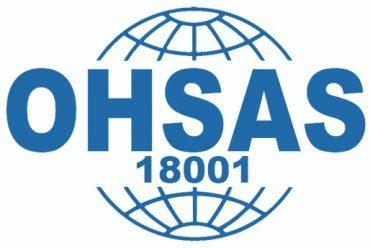 Ohsas 18001 – Sistem Manajemen K3