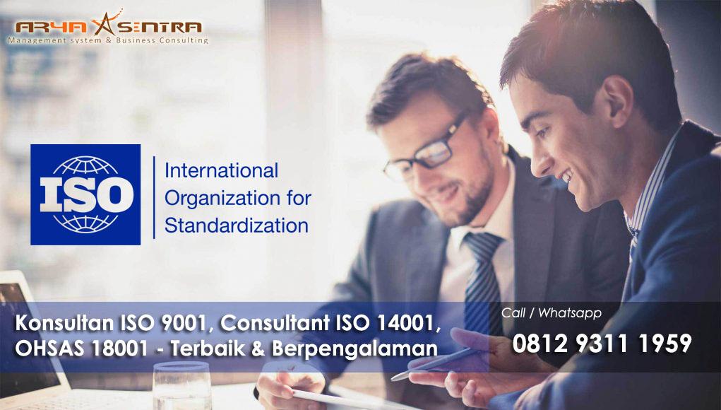 Consultant ISO 14001, OHSAS 18001 – TERBAIK dan BERPENGALAMAN