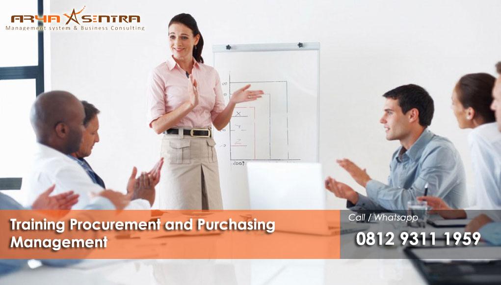 TRAINING PROCUREMENT and PURCHASING MANAGEMENT