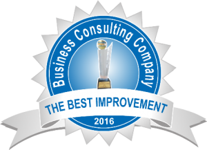 logo the best improvement 2016